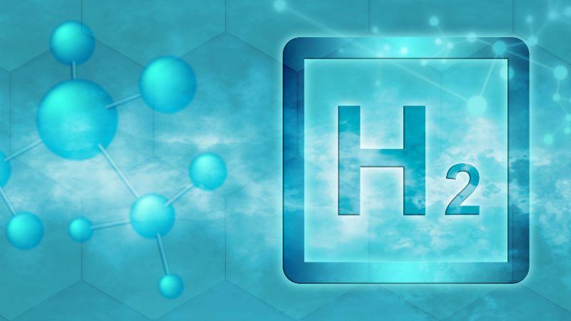 Regernativ erzeugter Wasserstoff bildet einen wichtigen Baustein zum Erreichen der politisch beschlossenen Kliamschutzziele.