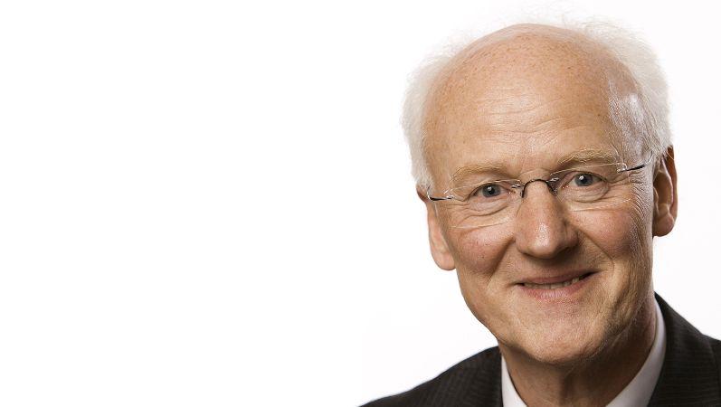 Portrait von Dr. Frank-Michael Baumann