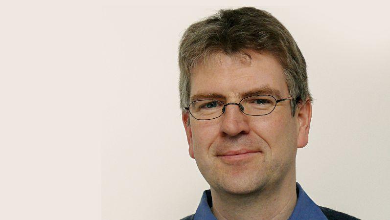 Portrait von Peter Viebahn