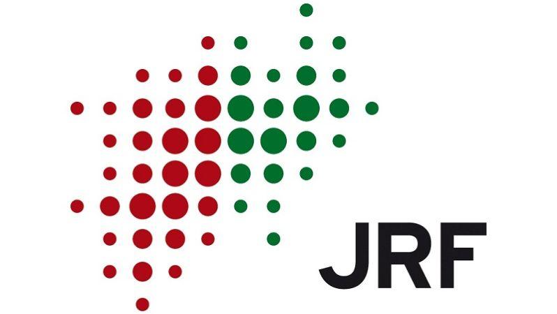 Logo der Johannes-Rau-Forschungsgemeinschaft des Landes Nordrhein-Westfalen