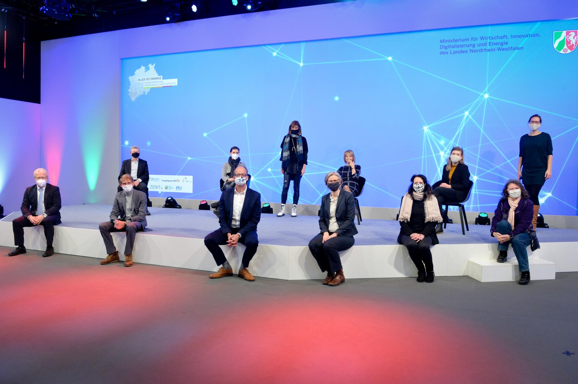 Mitwirkende des Energieforschungskongresses 2020